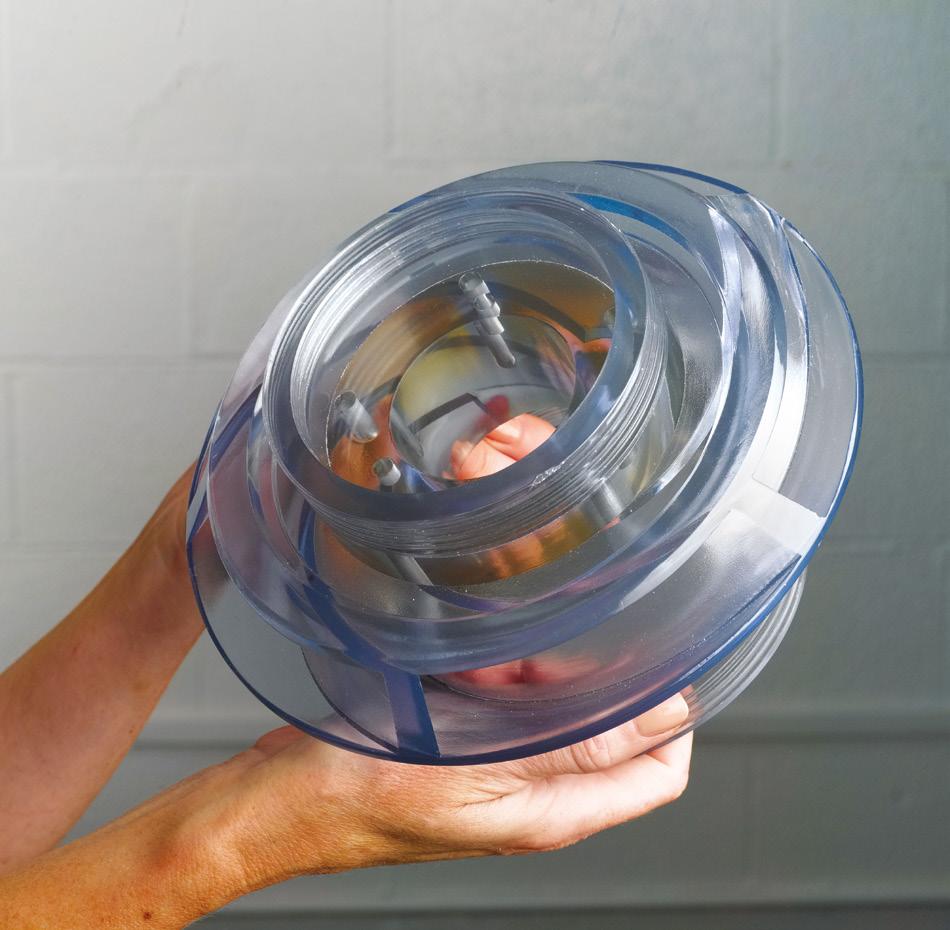 Impression 3D Transparent Stéréolithographie