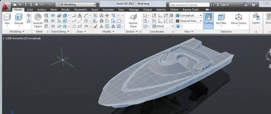 AutoCad Impression 3D