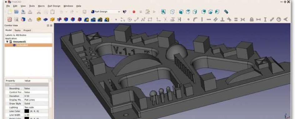 Imprimer en 3D avec FreeCad