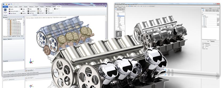 SpaceClaim pour Impression 3D