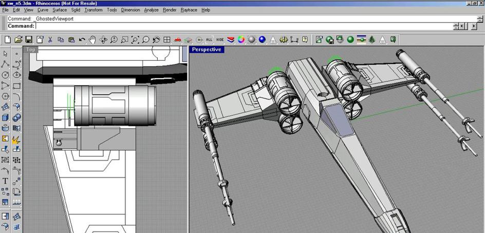 Rhino3D pour Impression 3D