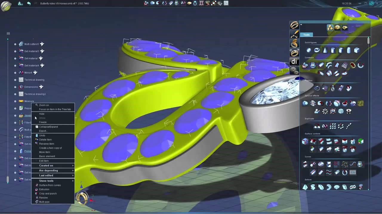 3DESIGN pour Impression 3D