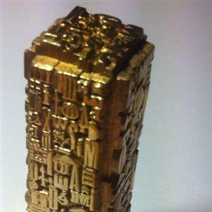 impression 3D Bronze Fonderie