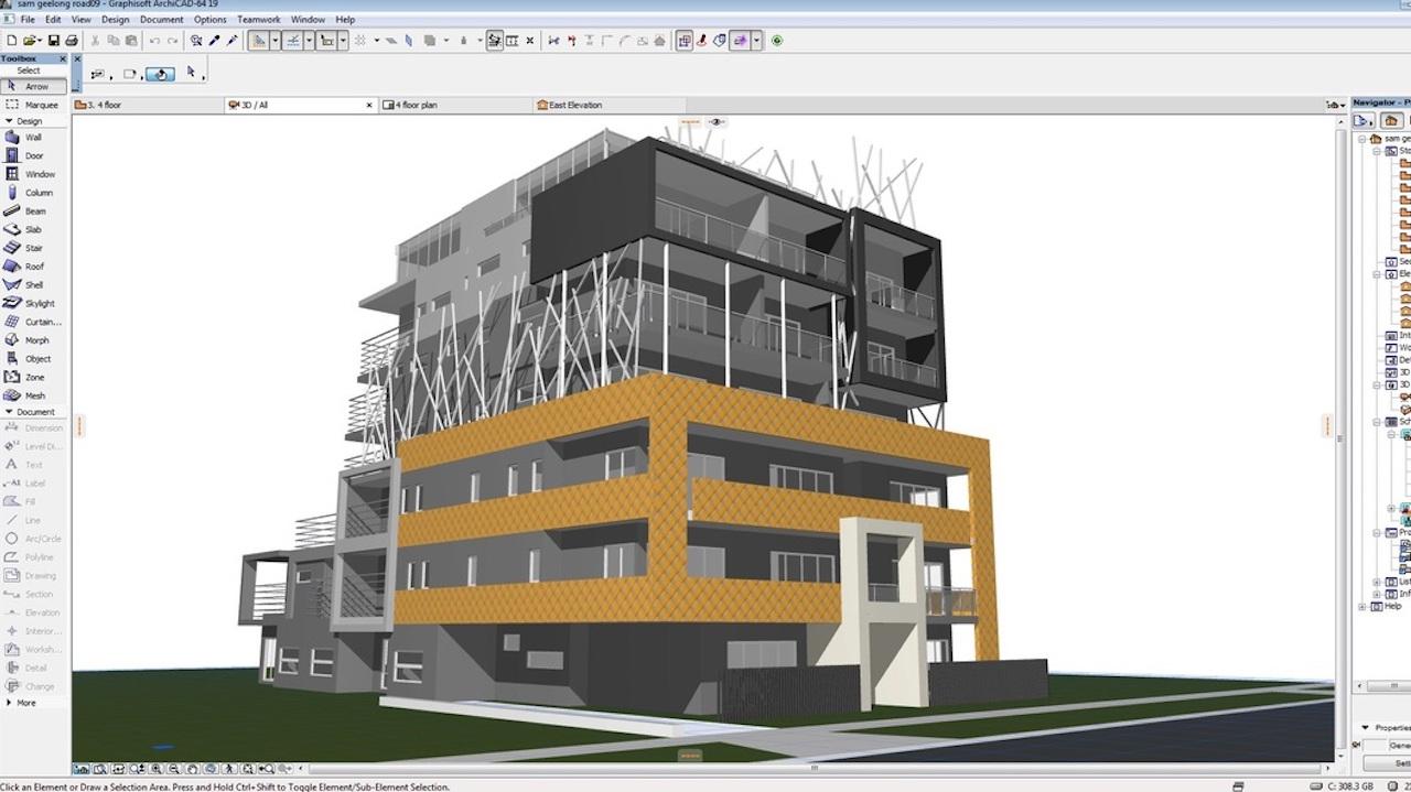 Archicad Impression 3D