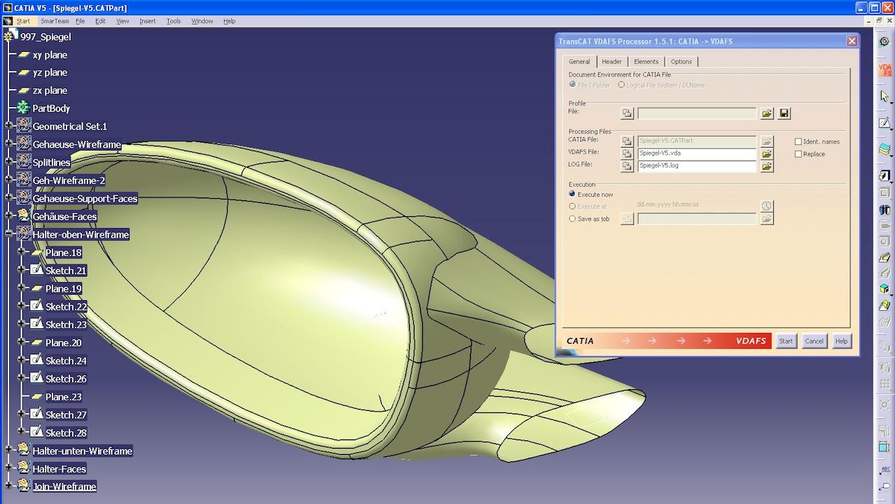 Catia Impression 3D