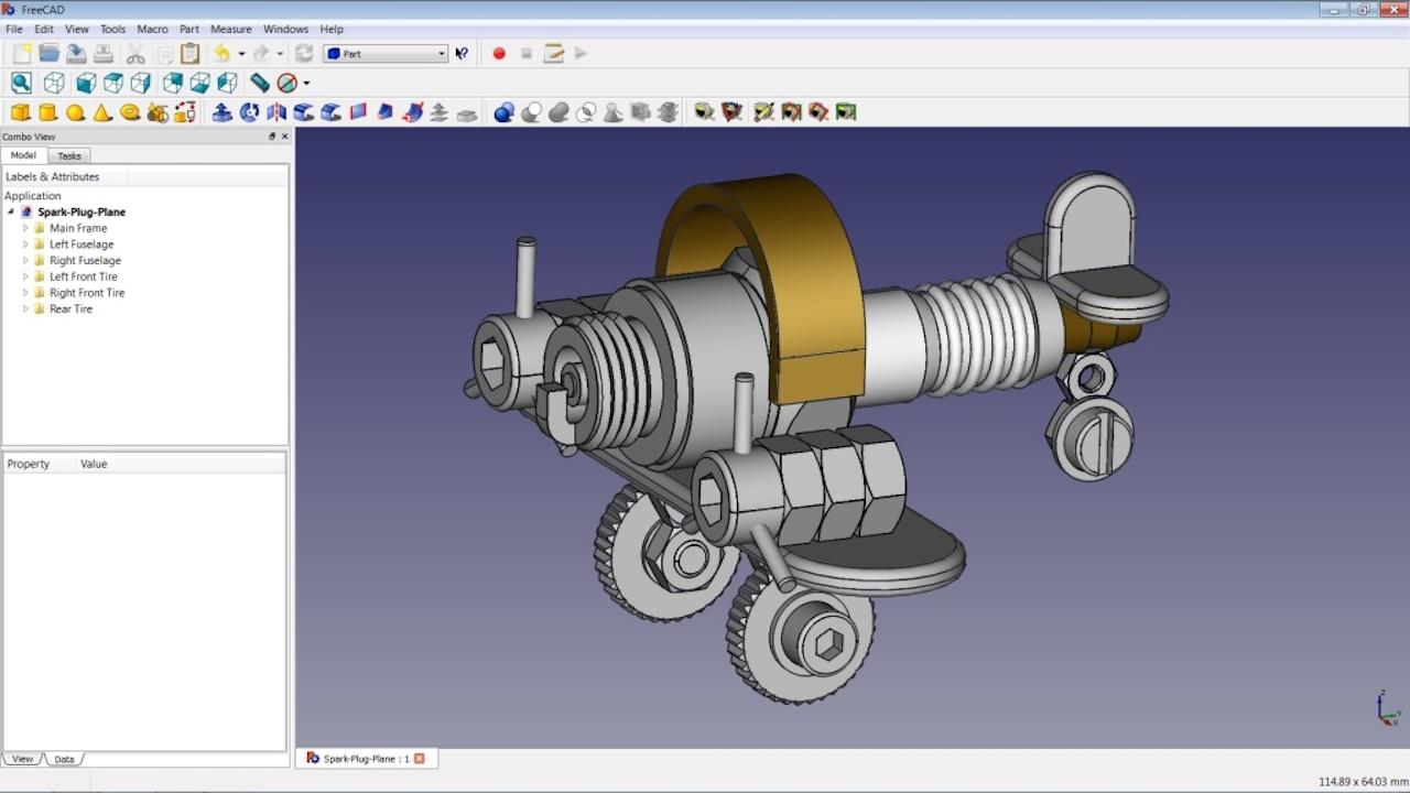 FreeCad Impression 3D