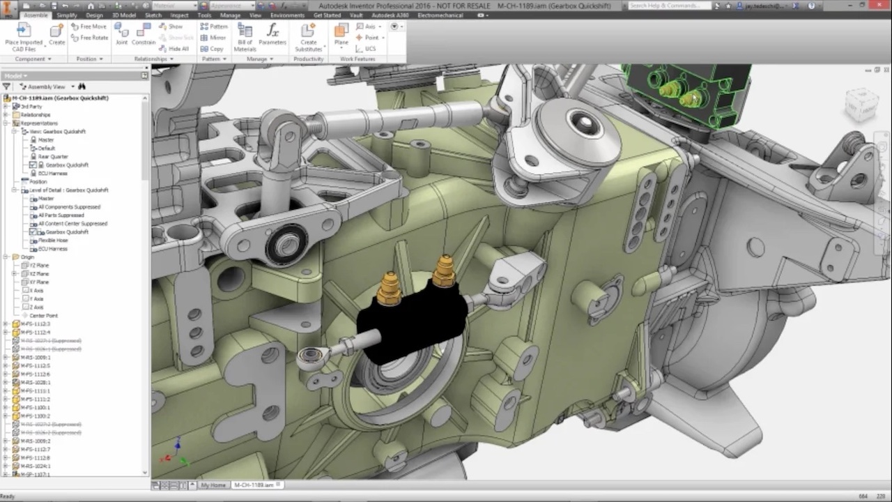 Inventor Impression 3D
