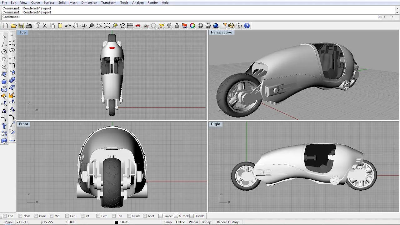 Rhino3D Impression 3D