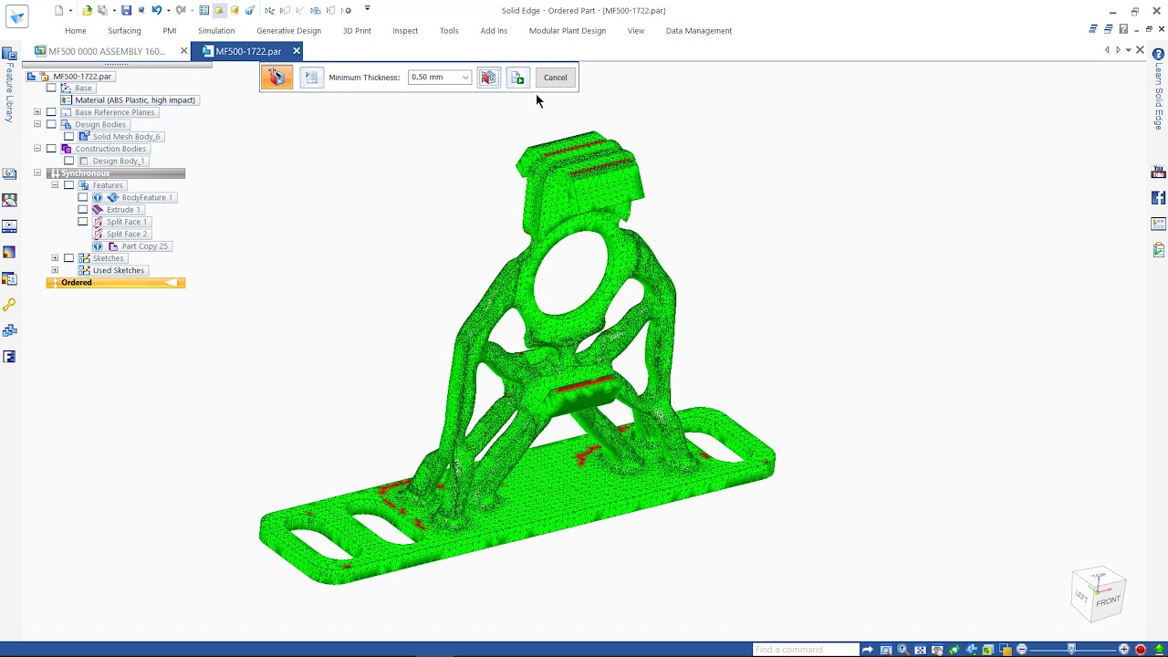 Solid Edge Impression 3D